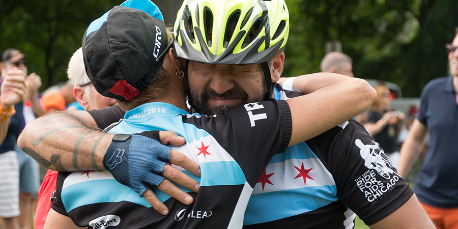 TPAN Ride for AIDS Chicago