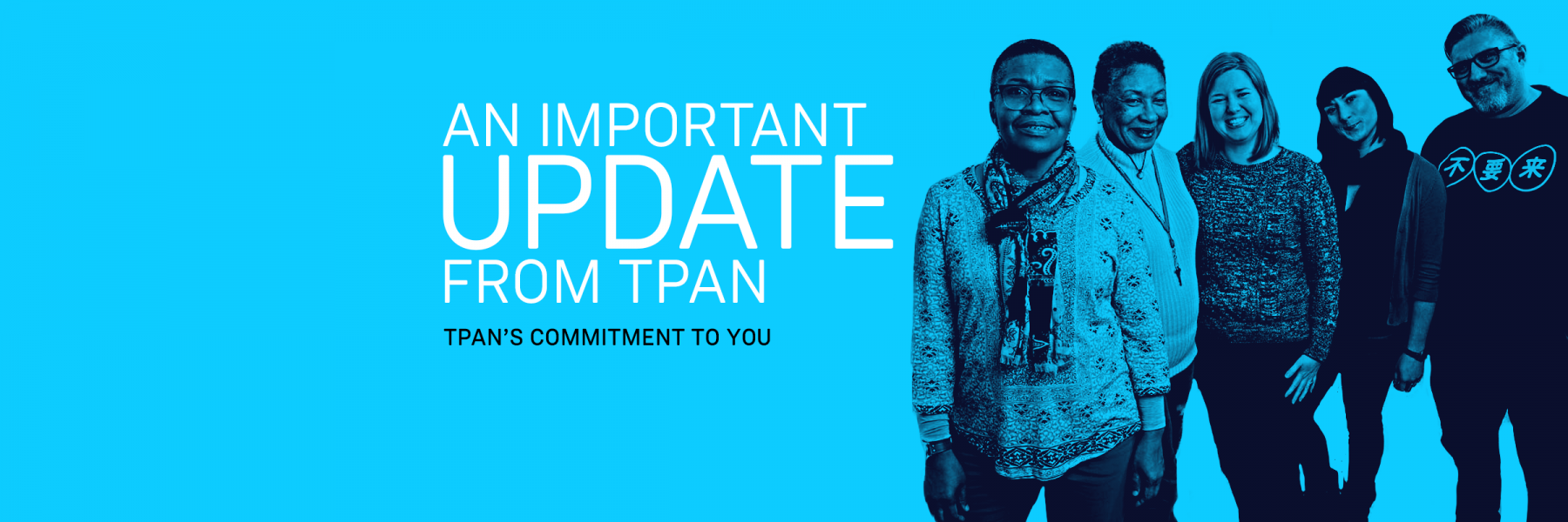 TPAN Update - Reopening and Services